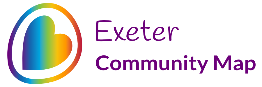 Exeter Community Map